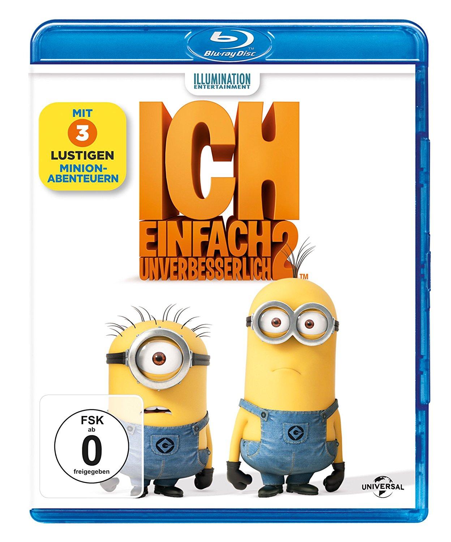 Ich - Einfach unverbesserlich 2 (Blu-ray) für 3,67€ (Dodax)