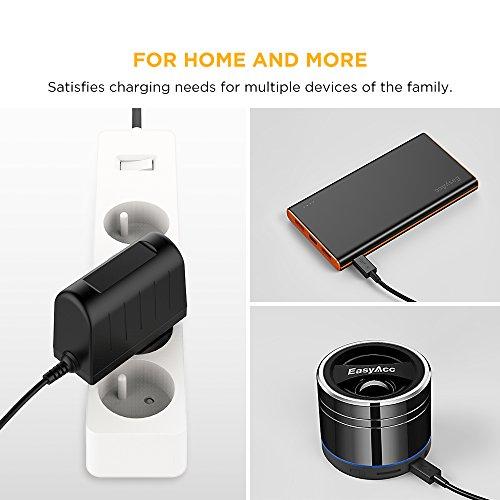 Micro USB Ladegeräte für Powerbank, Bluetooth Lautsprecher, etc