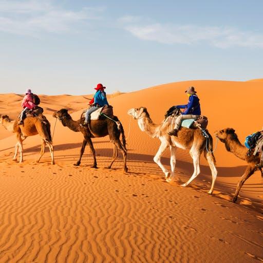 Flüge nach Marokko: z.B. Hin- und Rückflug von (Weeze) nach Oujda für 28€