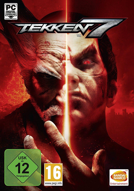 Tekken 7 (PC Retail/Steam) für 9,99€ (Saturn & Media Markt & GameStop)