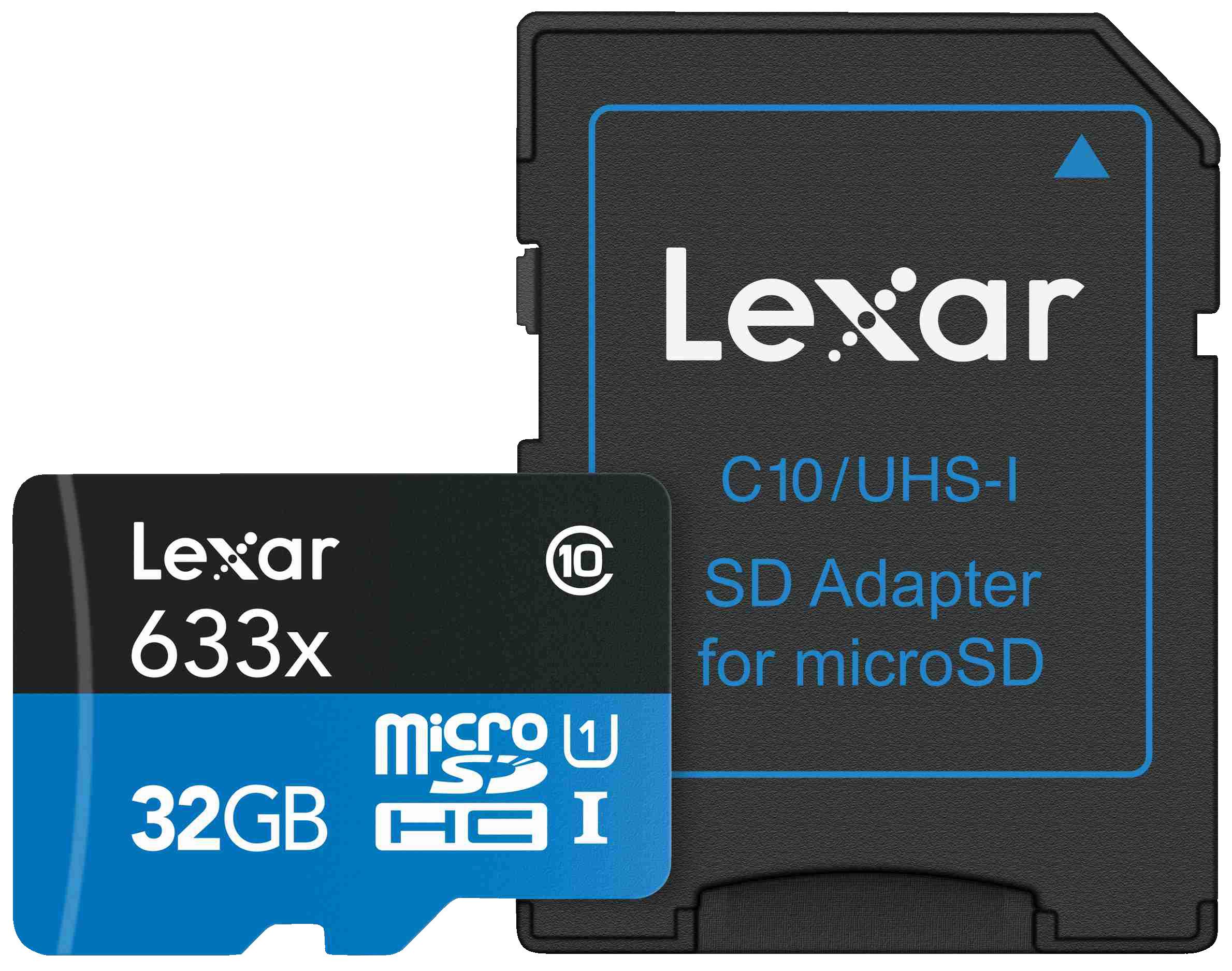Lexar 633x microSDHC mit 32GB für 10,99€ inkl Versand (Redcoon)