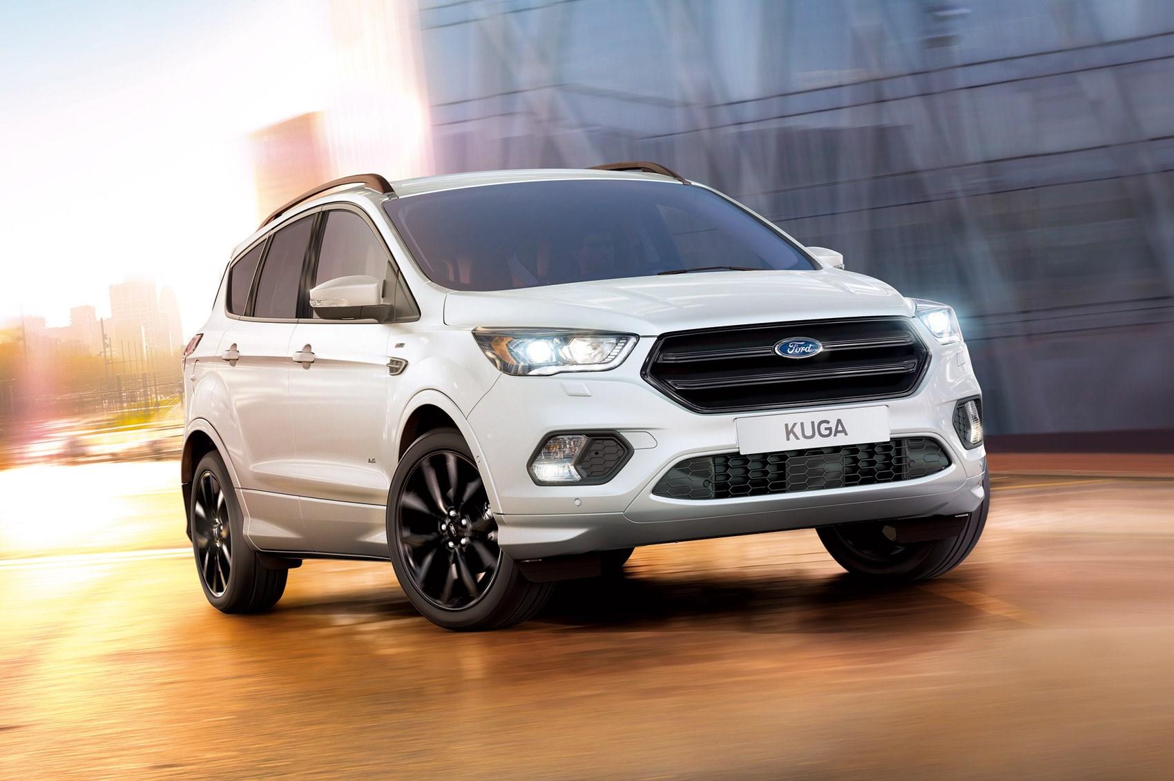 Ford Kuga ST Line (182PS) mit Automatik für 179€ / Monat im Gewerbeleasing mit LF 0,51 für 36 Monate und 10k km p.a.