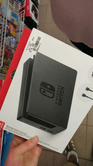 Nintendo Switch Docking Station (Gamestop)