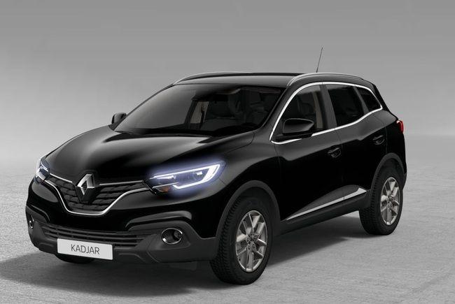 (Gewerbe Leasing) LF=0,59 - Renault Kadjar - BUSINESS Edition ENERGY dCi 110 EDC mit Navi
