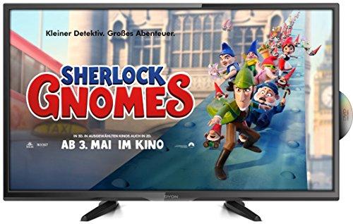 "DYON SIGMA 32 pro  (32"" LED TV / HD-ready) mit HD Tripple Tuner und integr. DVD Player"