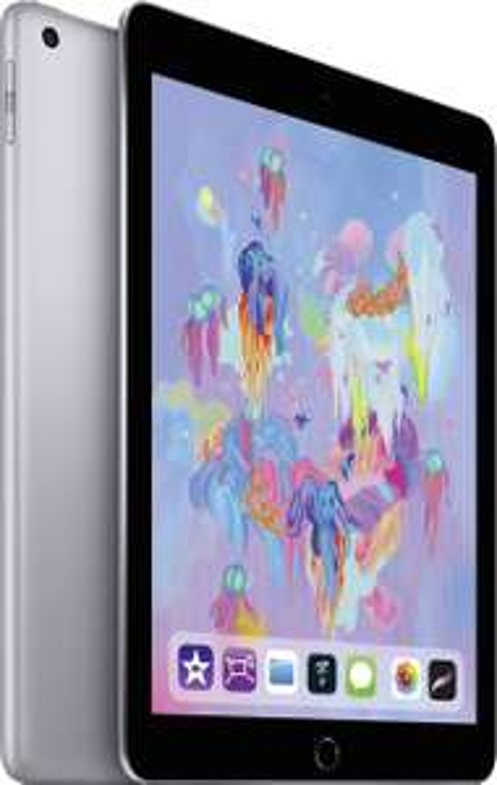 Apple iPad 2018 32GB WiFi sofort verfügbar bei Digitalo