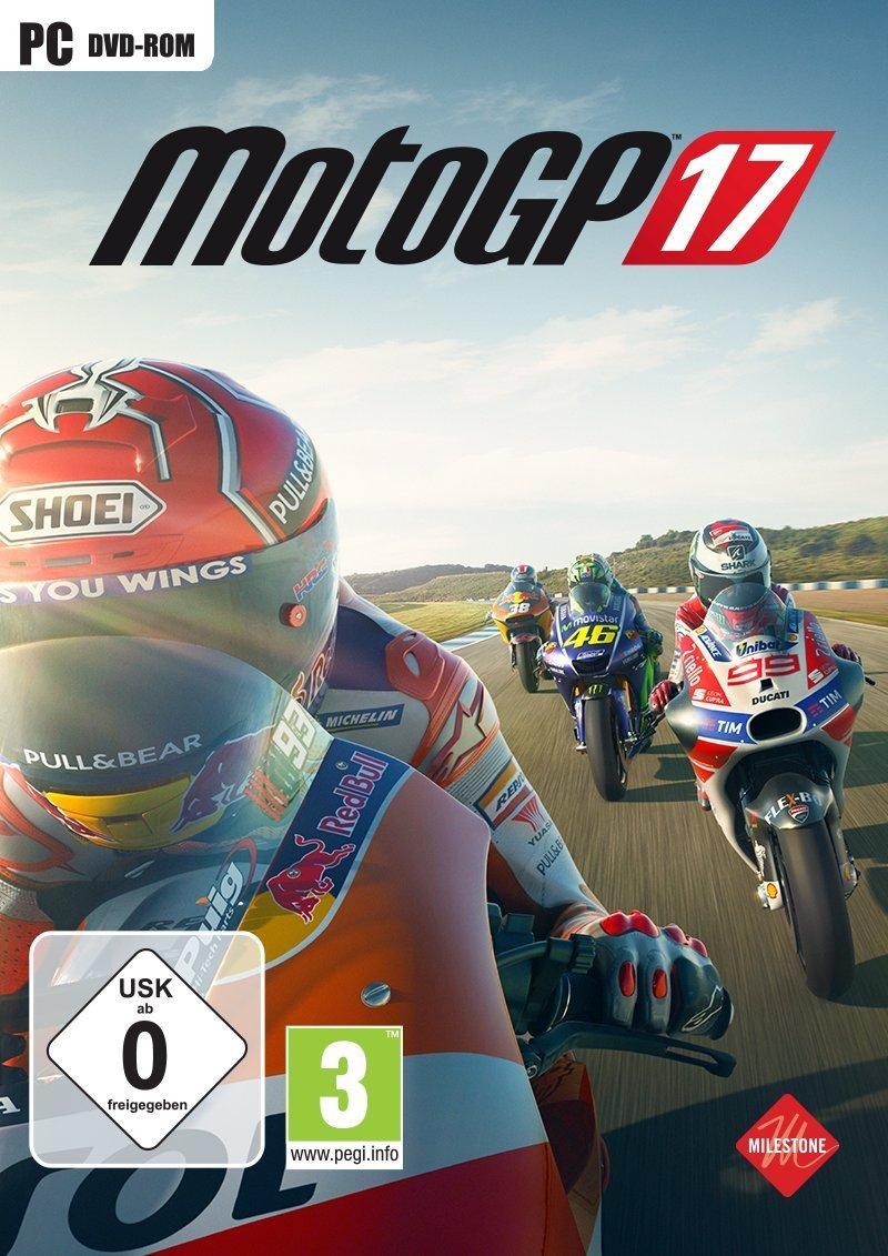 MotoGP 17 (PC Retail/Steam) für 9,99€ (Media Markt & eBay MM & GameStop)