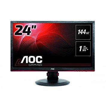 """[Lokal Saturn Alexanderplatz] AOC 2460PF 24"""" Full HD, 144 Hz, Freesync"""