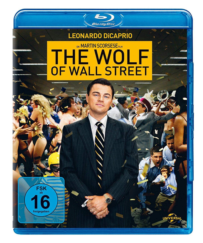 The Wolf of Wall Street (Blu-ray) für 4,97€ (Dodax)