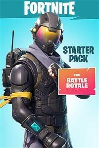 Fortnite Battle Royale - Starter Pack [PC]
