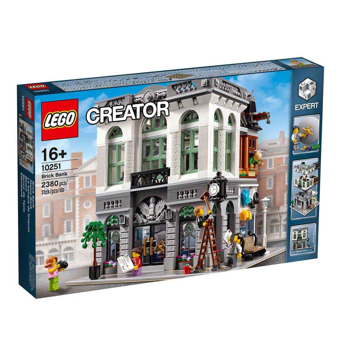 Lego Steine Bank 10251