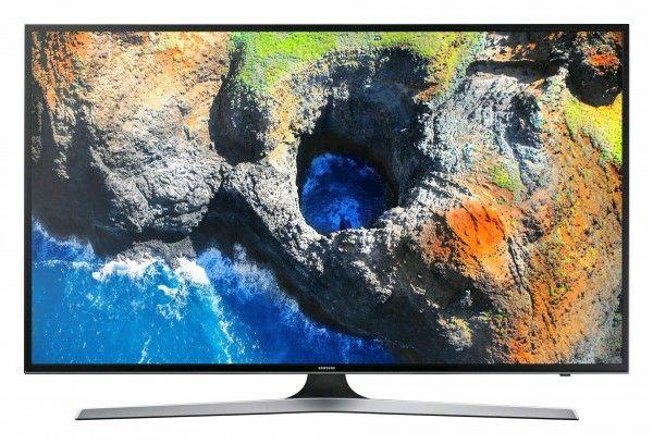 Samsung UE 50MU6172 - Smart TV LED 4K UltraHD, Triple Tuner, WLAN, Bluetooth