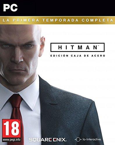 Hitman: Die Komplette erste Season Steelbook Edition (PC Retail/Steam) für 15,11€ (Amazon ES)