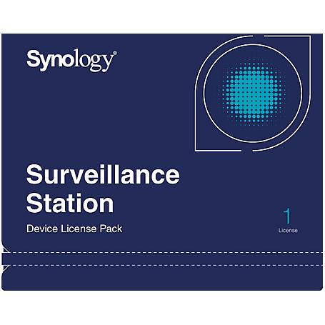 Synology Surveillance Station Kamera Lizenz (bei 2 Lizenzen je 31,70€ durch GS)