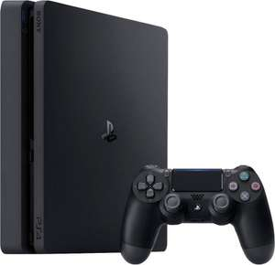 [Lokal Mediamarkt Speyer] Sony Playstation 4 Slim 500 GB inklusive Gran Turismo Sport für 199,00 €