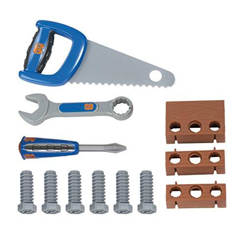 Smoby 360153 - Bob der Baumeister Werkzeugkoffer 4,69 Euro Amazon Plus Produtkt