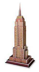 [AMAZON Plusprodukt] Legler 8918 - 3D Puzzle - Empire State Building