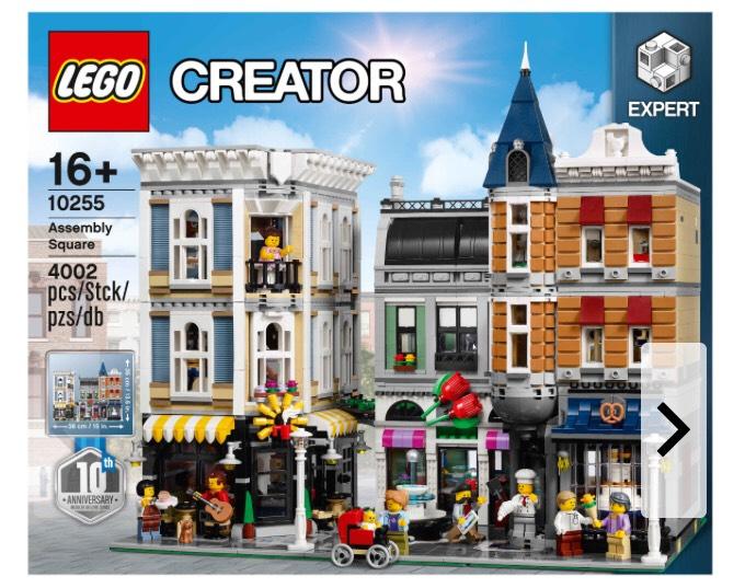 LEGO 10255 - Creator Stadtleben