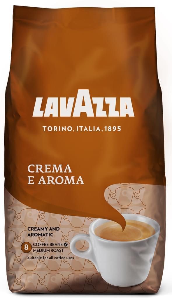 [real.de] Lavazza Crema e Aroma 1000 g Kaffeebohnen