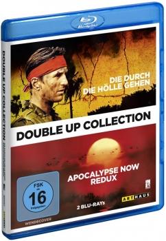 Apocalypse Now & Die durch die Hölle gehen [Blu-ray] für 11,93€ [Alphamovies]