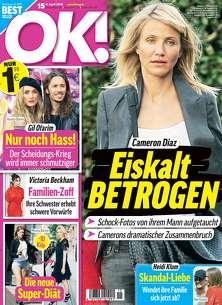 [Leserservice der deutschen Post] 1 Jahr Zeitschrift OK! für 116,80€ (durch Gutschein) mit 120€ Bestchoice Universalgutschein als Prämie