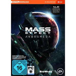 Mass Effect Andromeda (Download Code, Media Markt!!!)