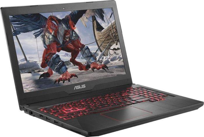 Asus FX503VM Gaming-Notebook (15,6'' FHD IPS, Geforce 1060, i5-7300HQ, 8GB RAM, 128GB SSD + 1TB HDD, Win 10) für 832,19€ [NBB]