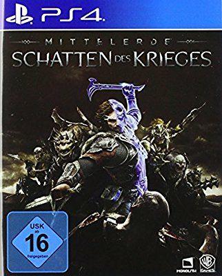 Mittelerde: Schatten des Krieges -Standard Edition - [PlayStation 4] [Amazon Prime]