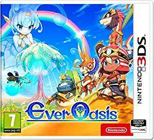 Ever Oasis (3DS) für 28,59€ (Amazon FR)