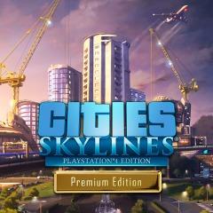 Cities skylines Premium Edition PS4 mit PS Plus Mitgliedschaft 50 Prozent Rabatt
