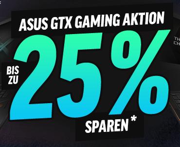 Notebooksbilliger bis zu 25% auf verschiedene Asus Gaming Laptops