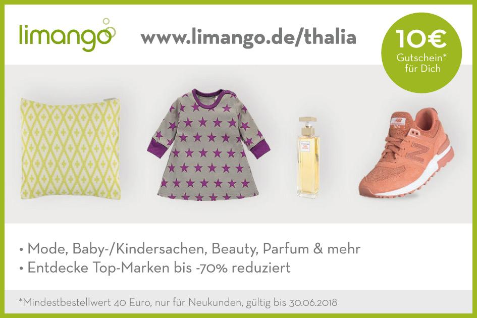 Limango 10 € Gutschein