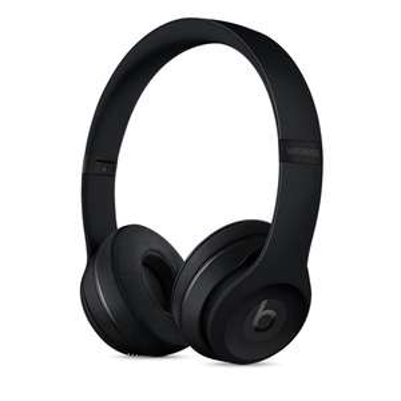 [Schweiz Microspot] BEATS Solo3 Wireless On-Ear Kopfhörer (schwarz, Apple W1 Chip, Bluetooth)