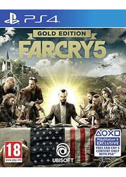 Far Cry 5 Gold Edition (PS4/Xbox One) für je 67,26€ (Base.com)