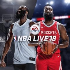 NBA LIVE 18 auch zum Bestpreis.