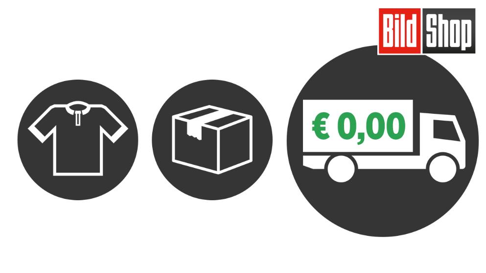 Bild Shop - Versandkostenfrei für Bild+ Mitglieder