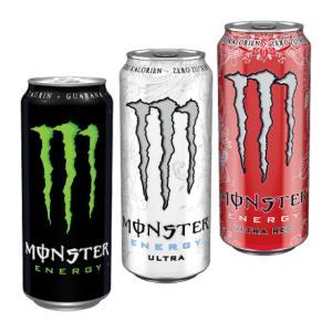 Aldi Nord - Monster Energy 0,5L Dose verschiedene Sorten ab 20.04