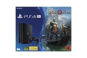 Sony Playstation 4 Pro (1 TB) + God of War