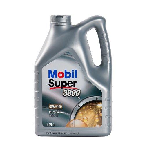 [Amazon Prime] Mobil Super 3000 X1 5W-40 / 5-Liter-Kanister