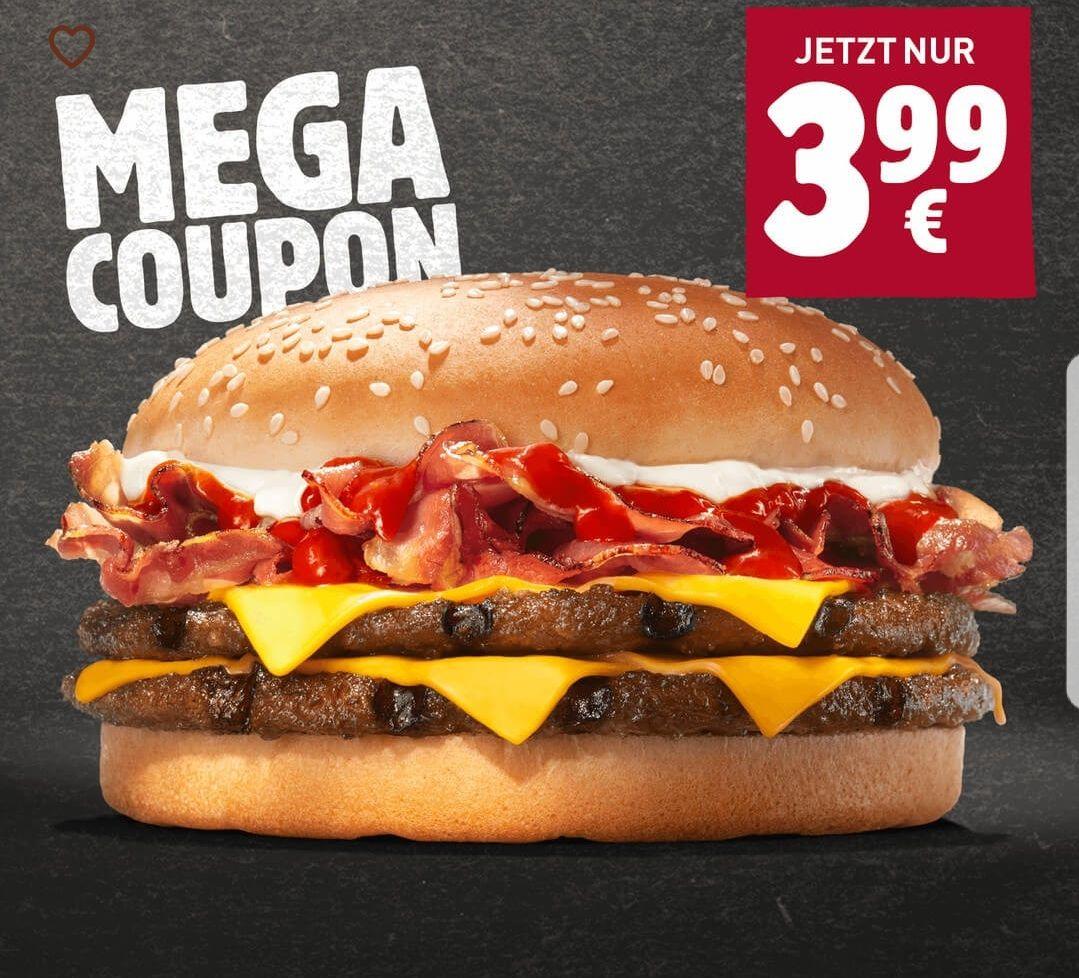 Burger King (App) Bacon King