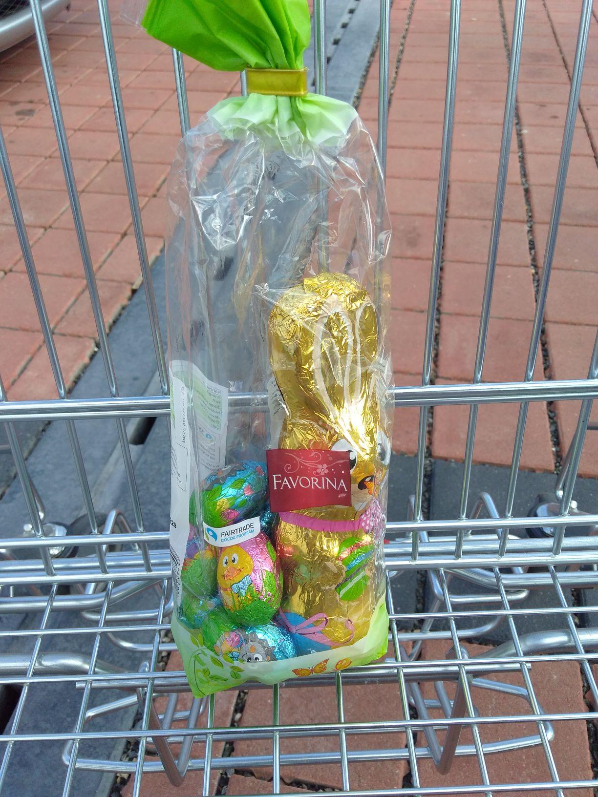 [LOKAL Lidl Besigheim] Gratis Osterschokolade