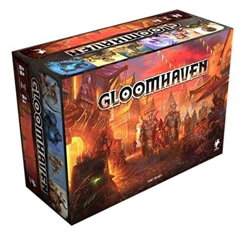 [Thalia/Vorbestellung] Gloomhaven (Platz 1 Boardgamegeek)