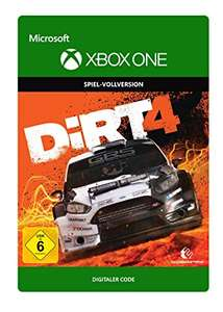 Dirt 4 (Xbox One) für 5,74€ (Xbox Store AR VPN Xbox Live Gold)