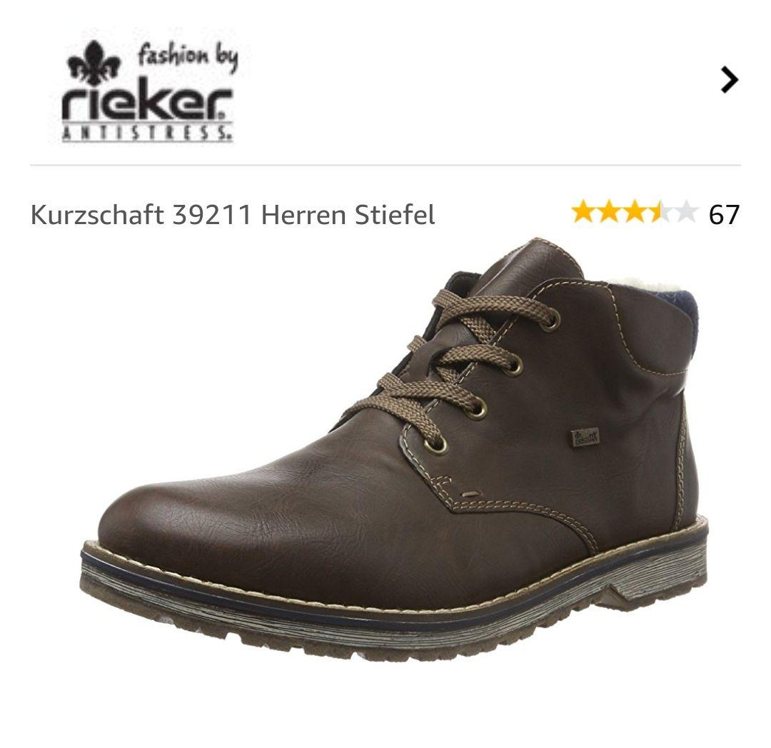 Rieker Stiefel von Amazon antizyklisch kaufen