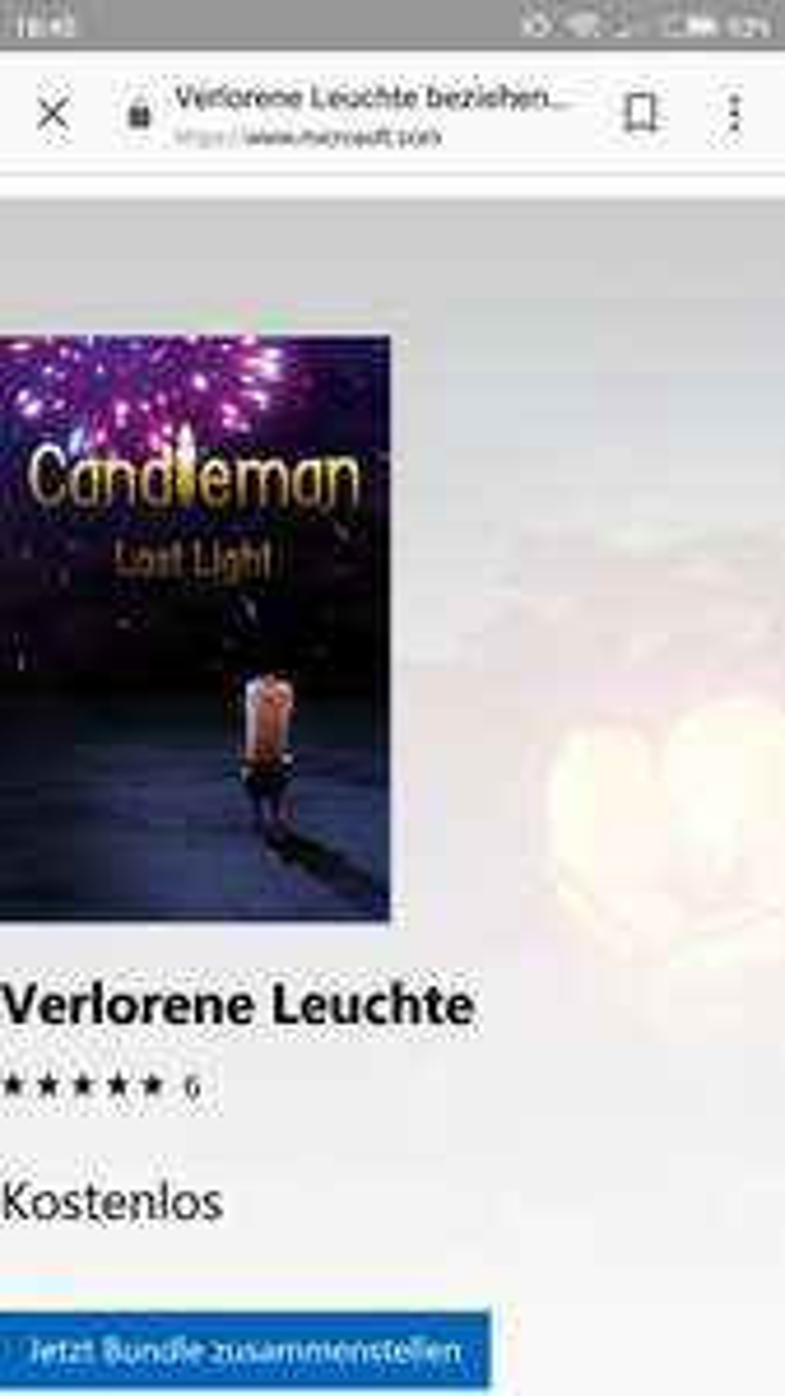 Xbox One gratis DLC Lost Light (Verlorene Leuchte) für das Spiel Candleman (Kerzenmännchen)