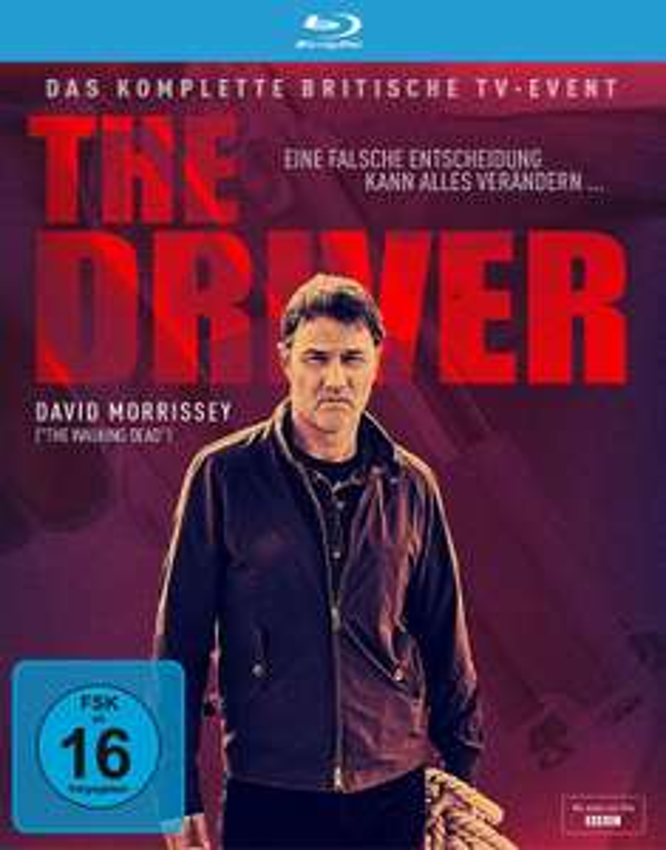 The Driver (Blu-ray) für 4,99€ bzw. 4,49€ (Müller)