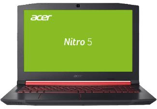 [Mediamarkt] ACER Nitro 5 (AN515-51-5491), Gaming Notebook mit 15.6 Zoll Display, Core™ i5 Prozessor, 8 GB RAM, 512 GB SSD, GeForce® GTX 1050, Schwarz/Rot für 777,-€