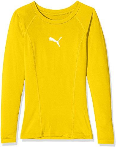 Puma Kinder Liga Baselayer Tee Ls Jr Shirt ab 3,65 Euro - Amazon Plus Produkt