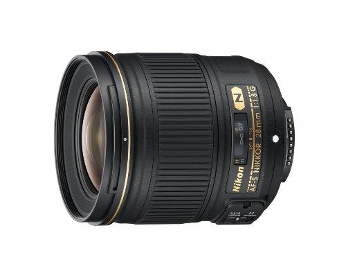 Nikon AF-S Nikkor 28mm f1.8 G für 537,99€ [Amazon.co.uk]