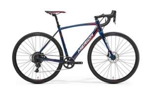Fahrrad Merida Cyclo Cross 600 (2017)